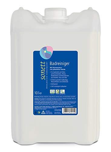 Badreiniger: Für Sauberkeit und Glanz auf Duschwänden, Fliesen,...