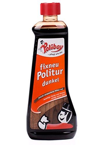 Poliboy Fixneu Möbelpolitur Dunkel - für dunkle Oberflächen -...