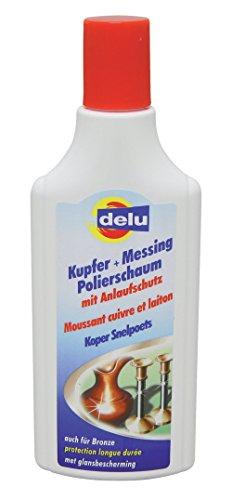 Delu Kupfer-Messing-Polierschaum Polier-Schaum