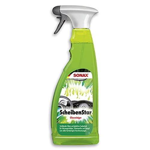 SONAX ScheibenStar (750 ml) kraftvoller Reiniger für...