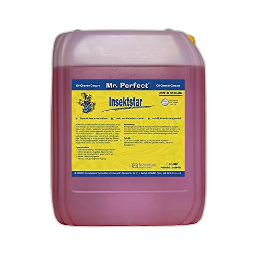 Mr. Perfect® Insektstar, 5 Liter - Insektenentferner für KFZ,...