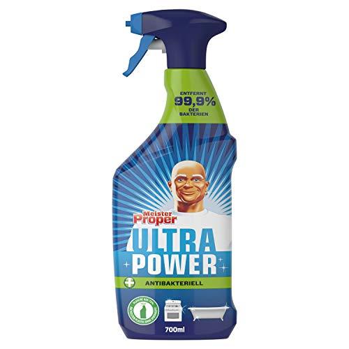 Meister Proper Ultra Power Allzweckreinigerspray Antibakteriell 700ml