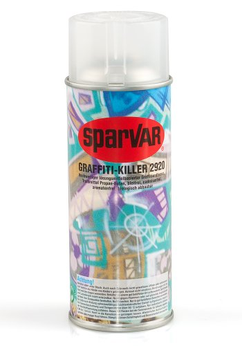 SparVar 6029207 GRAFFITI-KILLER Sprühdose 400ml
