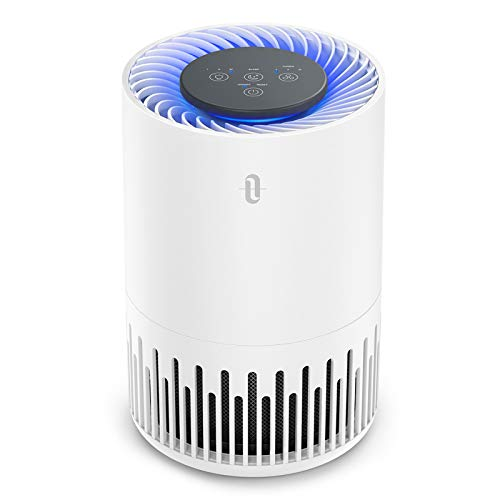 TaoTronics Luftreiniger TT-AP001 Air Purifier mit 3-in-1 HEPA Filter 4...