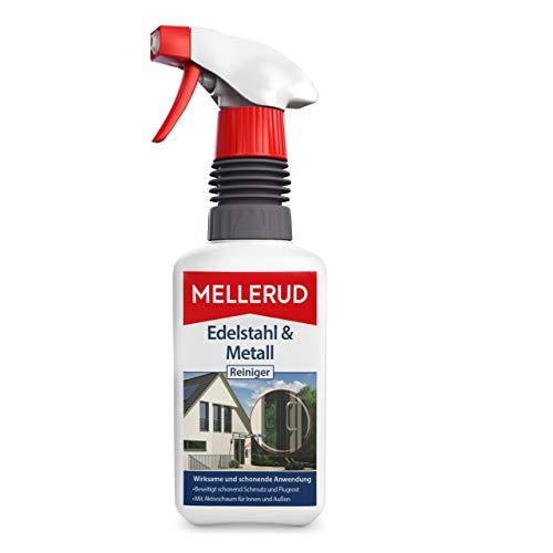 Mellerud Edelstahl & Metall Reiniger – Wirkungsvolles Spray gegen...