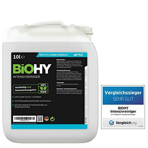 BIOHY Intensivreiniger universal 10 Liter Kanister  ...