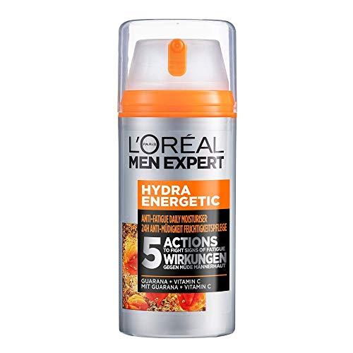 L'Oréal Men Expert Gesichtspflege für Männer, Feuchtigkeitscreme...