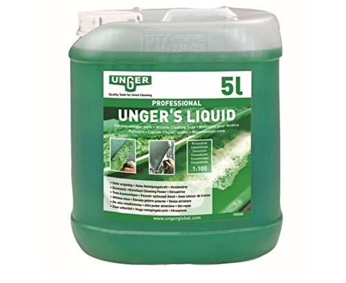 Unger Glasreiniger Unger's Liquid (5 Liter, Konzentrat,...