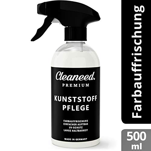 Cleaneed Premium Kunststoffpflege – Made IN Germany –...