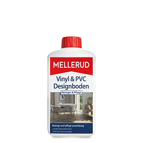 MELLERUD Vinyl & PVC Designboden Reiniger & Pflege – Zuverlässiges...