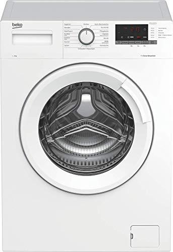 Beko WML61433NPS1 Waschmaschine/Restzeitanzeige und Schleuderwahl/...