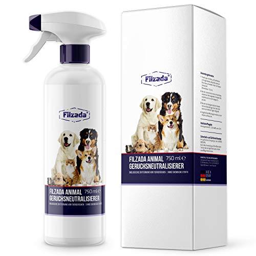 Filzada ® Animal - Tier Geruchsentferner/Geruchsneutralisierer -...