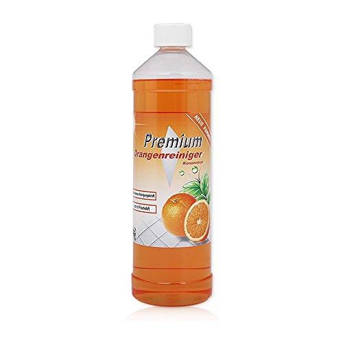1 Liter Premium Orangenreiniger Konzentrat, Fleckenentferner
