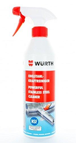 Würth 08931212 Kraftreiniger Edelstahl 500 ml