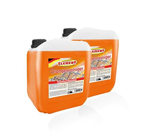 Orangenreiniger Konzentrat 2 x 5L Fleckentferner Orangenöl Fettlöser...