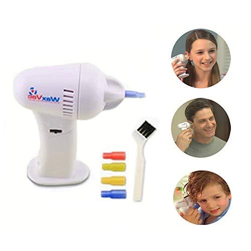 Ohrenreiniger, Ear Wax Cleaner, Ohrwachsentferner, elektrische...