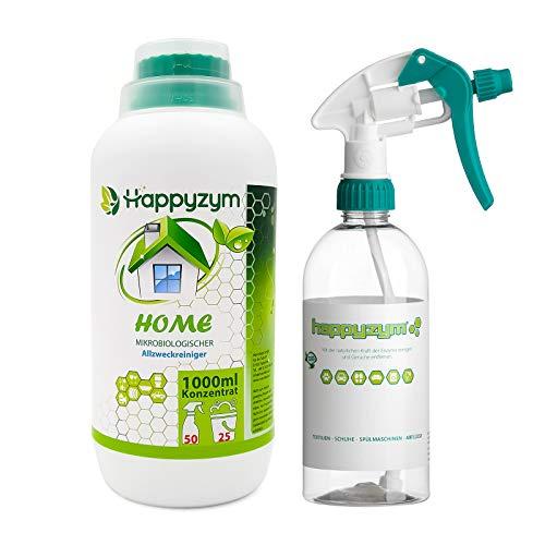 Happyzym Home Plus Biologischer Enzymreiniger Bio-Allzweckreiniger...