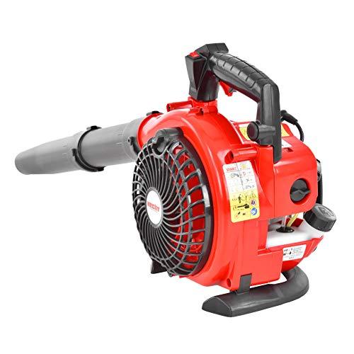 HECHT Benzin Laubbläser - 2in1 - (2-Takt Motor 1 PS / 0,74 KW) -...