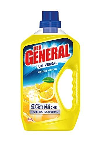Der General Universal Frische Zitrone, Allzweckreiniger, 1 x 750 ml,...