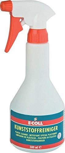 E-COLL Kunststoffreiniger 500ml Sprühflasche