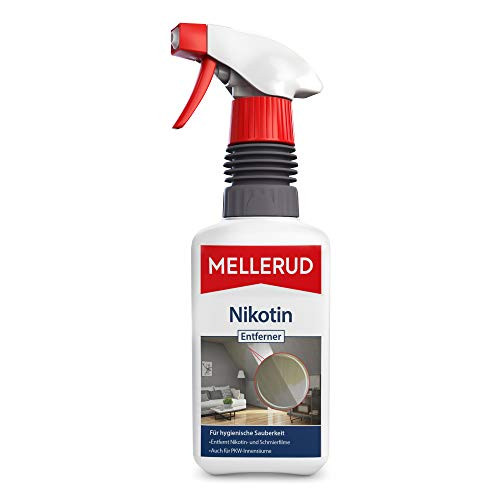 Mellerud Nikotin Entferner – Effizientes Mittel gegen hartnäckige...