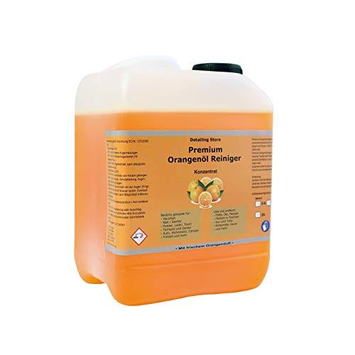 Orangenreiniger Konzentrat Premium Orangenöl Reiniger Intensiv...
