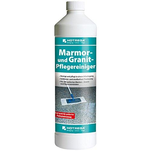 HOTREGA Marmor und Granit Pflegereiniger, Marmor-Reiniger Konzentrat...