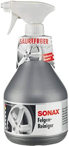 SONAX Felgenreiniger (1 Liter) säurefrei für Leichtmetallfelgen &...