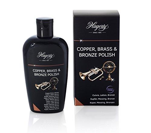 Hagerty Copper, Brass & Bronze Polish