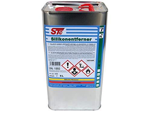 STC Silikonentferner 5 L Entfetter Reiniger für Autolack zur...