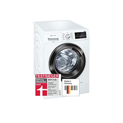 Siemens WM14G400 iQ500 Waschmaschine / 8kg / A+++ / 1400 U/min /...