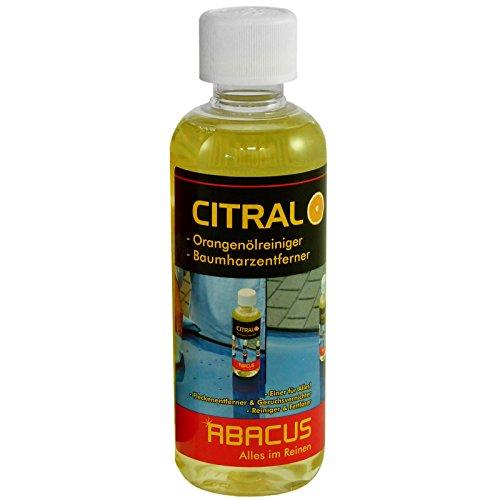 CITRAL 300 ml (4036) --- Orangenölreiniger Baumharzentferner...