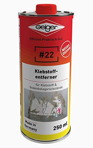 Geiger Chemie Nr. 22 Klebstoffentferner 250ml Dose