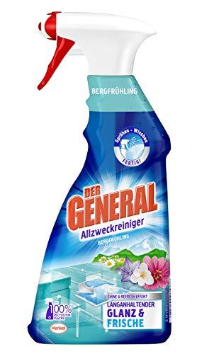 Der General Universal Bergfrühling, Allzweckreiniger Spray für...