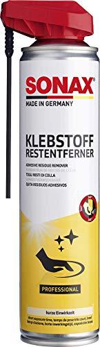 SONAX KlebstoffRestEntferner mit EasySpray (400 ml) schnelle,...