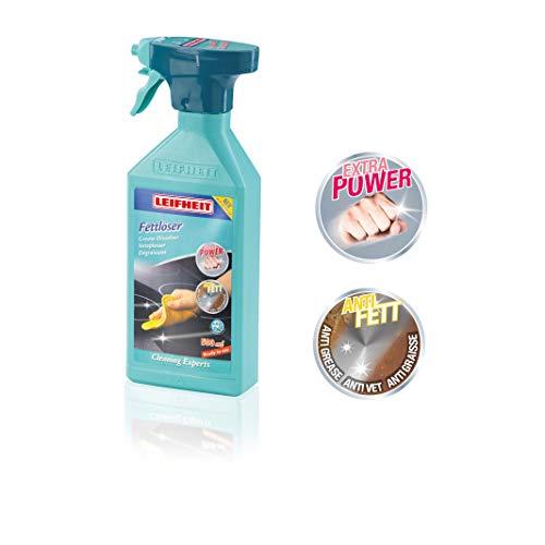Leifheit Fettlöser Spray 500 ml für alle Küchenflächen,...