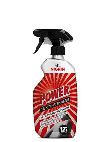NIGRIN POWER Textil-Reiniger für Auto Innenraum, mit...