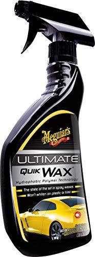 Meguiar's ME G17516 G17516EU Ultimate Quik Wax Spray Sprühwachs,...