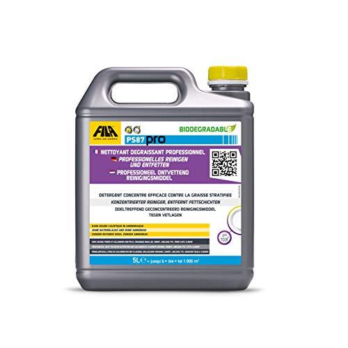 FILA PS87 Pro Reinigungs- und Entfettungsmittel, Fleckenentferner...