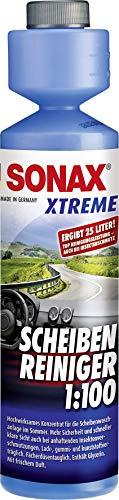 SONAX XTREME ScheibenReiniger 1:100  (250 ml) sorgt sekundenschnell...