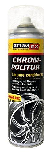 XADO Chrom-Politur Chrom-Pflege Chrom-Reiniger - Reinigung & Pflege...