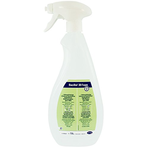 Bacillol 30 Foam Flächendesinfektionsmittel 750 ml Flasche