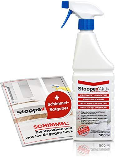Stoppex® Aktiv-Professioneller Schimmelentferner gegen Schimmel für...