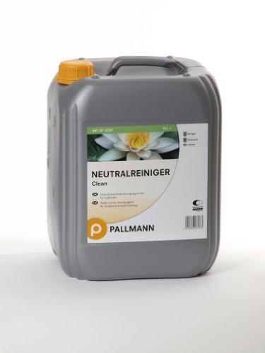 Pallmann 'Clean' Neutralreiniger 10,0 Liter Gebinde