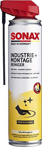 SONAX Industrie- & MontageReiniger mit EasySpray (400 ml) schnell...