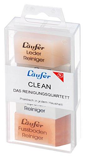Läufer 69463 Clean Reinigungsradierer, Schmutzradierer für Tapete,...
