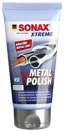 SONAX XTREME MetalPolish (150 ml) intensive Reinigung und optimale...