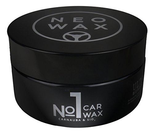 NEOWAX Car Wax №1 Autowachs mit 50% T1-Carnauba und SiO2 - mit Ultra...