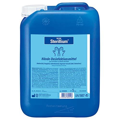 Sterillium Händedesinfektion 5 Liter