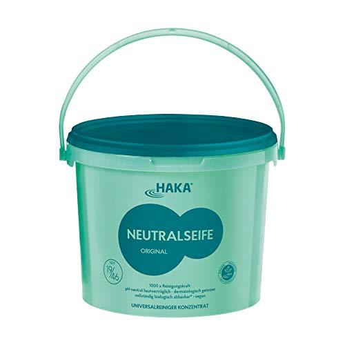 HAKA Neutralseife Pastös I 5 kg Neutralreiniger I Universalreiniger...